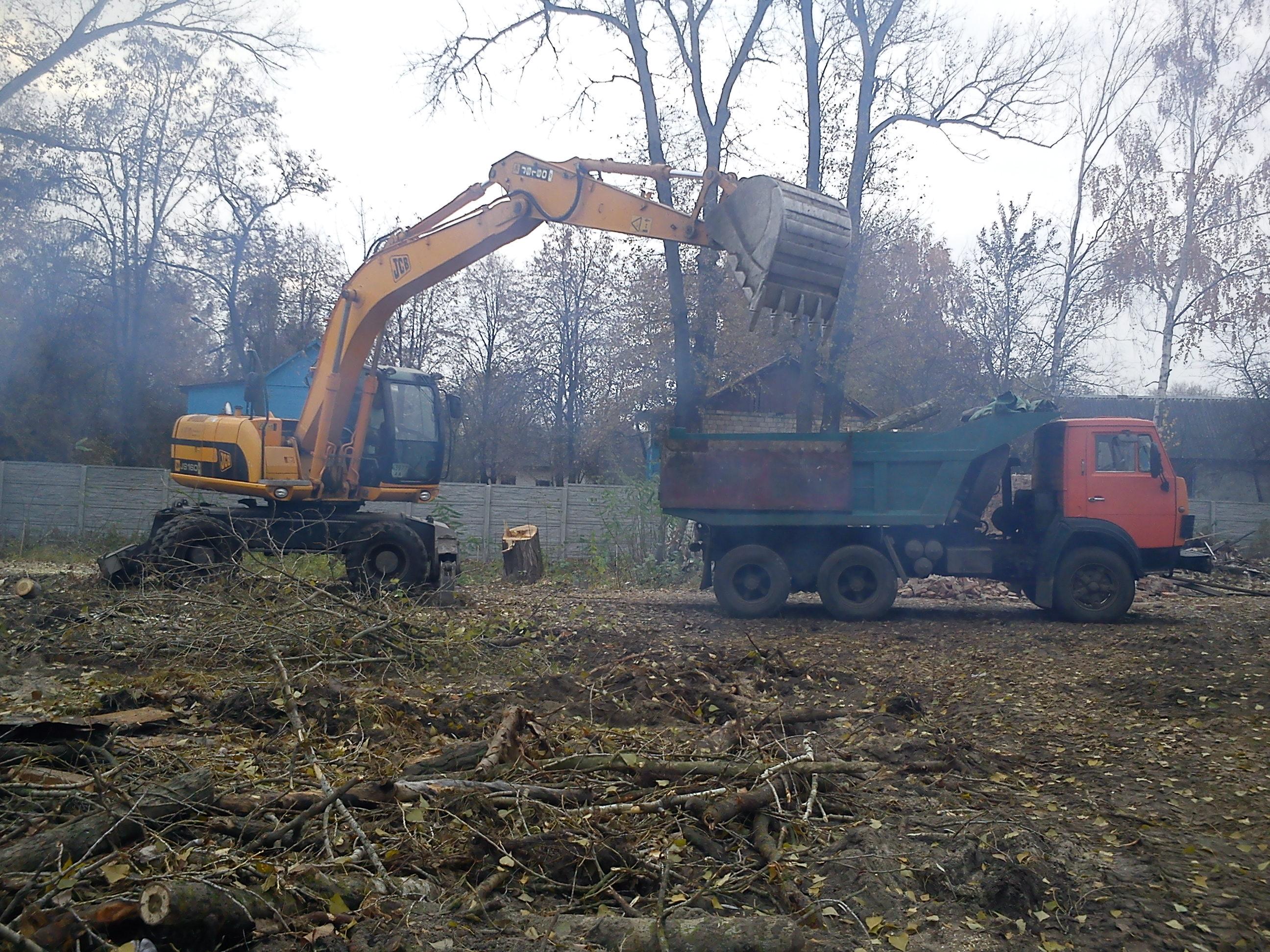 Вывоз мусора Челябинск